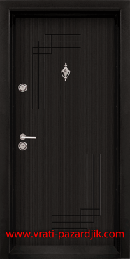 Блиндирана входна врата, модел Т-111
