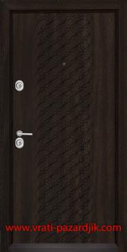 Блиндирана входна врата Т-1001
