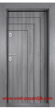 Блиндирана входна врата Т-1002